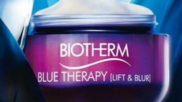 Biotherm massaggio facciale rilassante gratuito