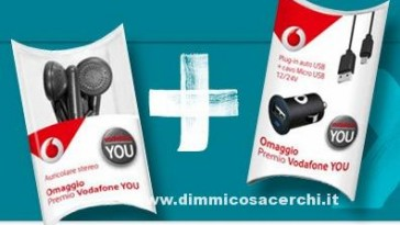 Premio Vodafone di Ottobre