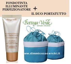 In edicola con Starbene il set Bottega Verde beauty