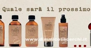 Omaggio Nashi Argan a Milano