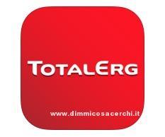 Scarica l'app TotalErg per te punti bonus e tanti vantaggi