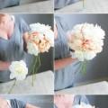 Bouquet da sposa fai da te