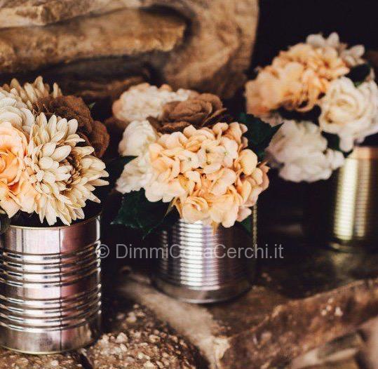 Preferenza Matrimonio fai da te: idee e decorazioni per il grande giorno  XE46