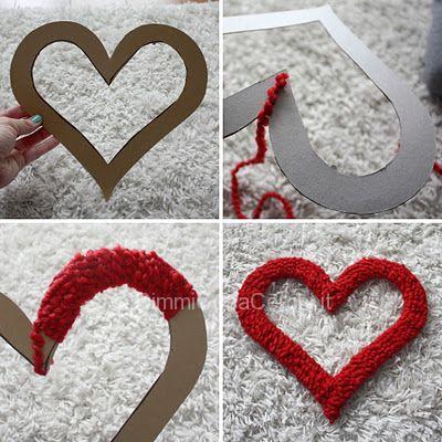 Come creare dei cuori per San Valentino