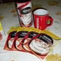Tester per Nescafè cappuccino
