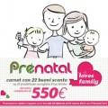 Carnet buoni sconto Prenatal
