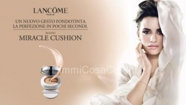 Da Sephora una mini taglia di Miracle Cushion Lancome
