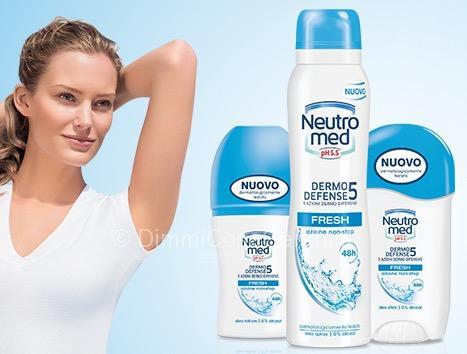 Bagno Neutromed : Neutromed: deodorante omaggio da carrefour dimmicosacerchi