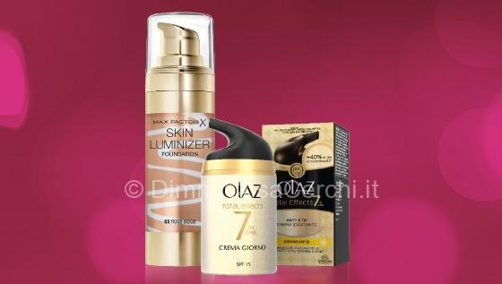 Club dei Desideri diventa tester Olaz Total Effects e Max Factor