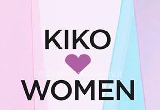 Codice sconto Kiko per la festa della donna