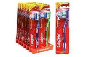 500 spazzolini Colgate da testare