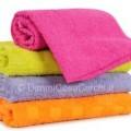 5 idee per riciclare gli asciugamani vecchi