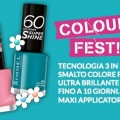 Diventa tester smalti Rimmel Colour fest