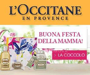 Festa della mamma L'Occitane