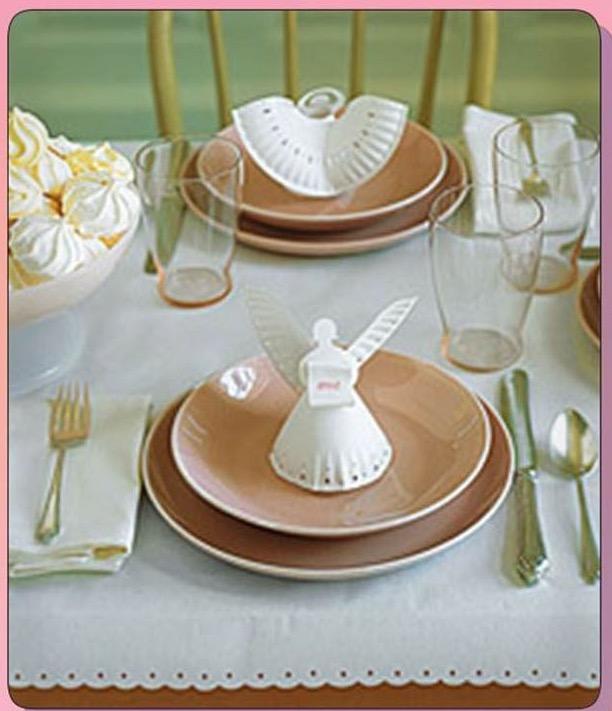 Festa della Mamma, decorazioni per la tavola