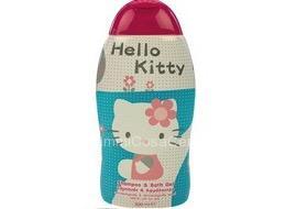 Shampoo Hello Kitty da testare con Toluna