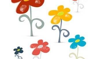 Festa della mamma come creare dei fiori riciclati