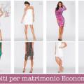Abiti per matrimonio Economici