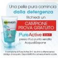 Campione omaggio Garnier PureActive