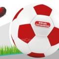 Mondo Convenienza, pallone omaggio