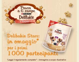 Campioni omaggio Purina Delibakie