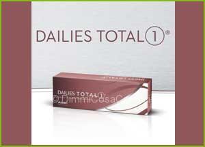 Campione omaggio Dailies Total lenti a contatto