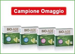 Campione omaggio Bio-Age Named