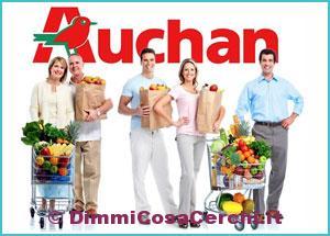 Buono spesa Auchan solo 3€ valore 15 euro