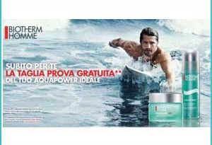 Campione omaggio Biotherm Homme