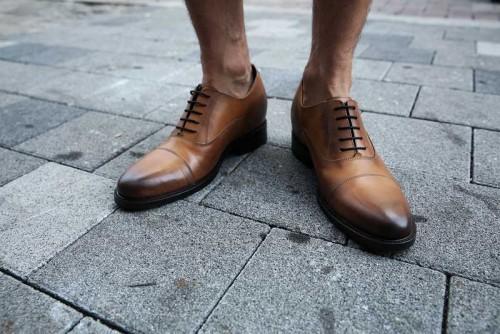 Scarpe con rialzo guidomaggi