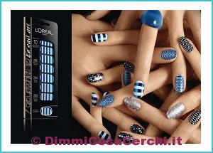 Adesivi per unghie LOreal da testare