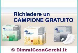 Campione gratuito assorbenti amioagio.it