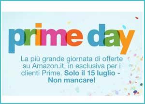 Prova gratis Amazon prime ed accedi alle vendite!