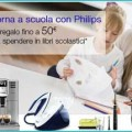 Amazon: promozione Philips, 50€ in libri scolastici