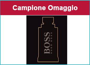 Campione omaggio nuova fragranza Hugo Boss