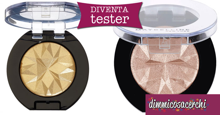 Diventa tester ombretto Maybelline Color Show