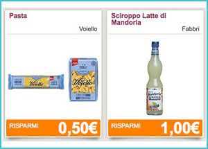 coupon pasta voiello fabbri