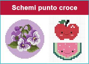 Schemi Punto Croce Gratuiti 70 Schemi Free Dimmicosacerchi