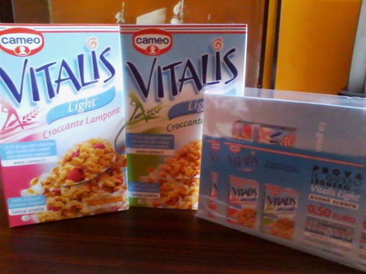 Tester per cereali Vitalis