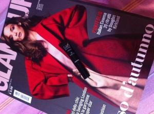 Campione omaggio Chanel allegato a Glamour
