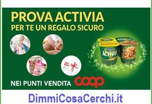 Activia ti regala abbonamento riviste Mondadori ed altri premi