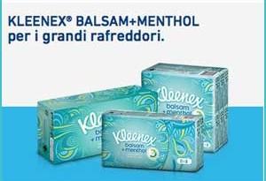 Kleenex ti regala un premio sicuro per il tuo benessere