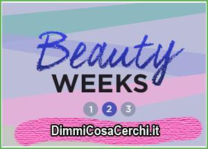 Promozioni Kiko beauty weeks