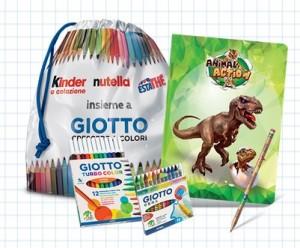 kit scuola Giotto
