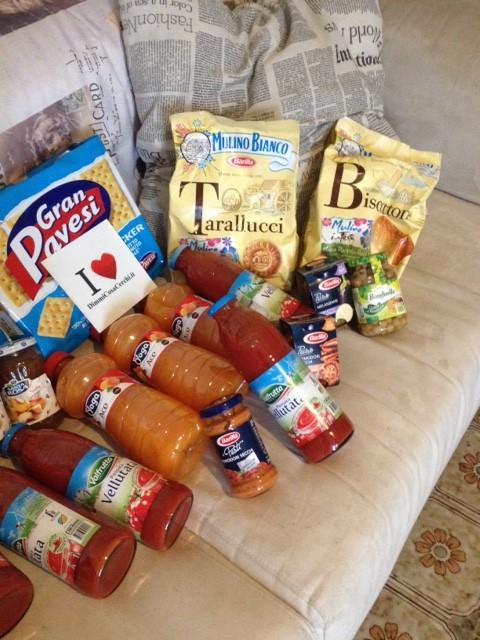 Spesa alimentare gratis su Amazon