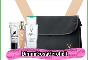 Vichy ti regala la trousse dei make up artist