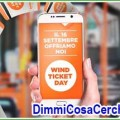 Wind Ticket Day autobus omaggio