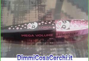 Mascara Manga omaggio su Amazon