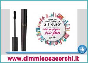 Free Age: mascara panoramico solo 1 euro!