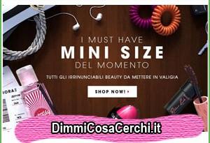 Sephora Mini Size
